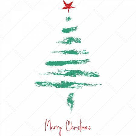 Blagdanska čestitka za božić GC0091