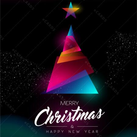 Aurora božićna e-čestitka GC0109