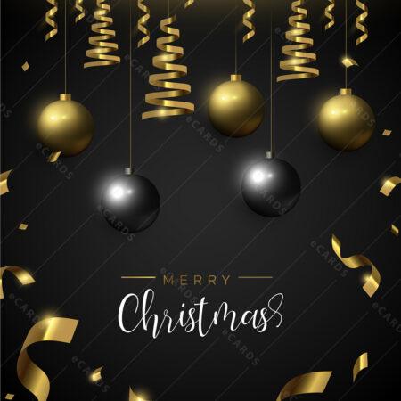 Božićna dekoracija čestitka GC0032