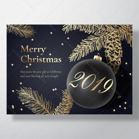 E-čestitka za Božić GC0098