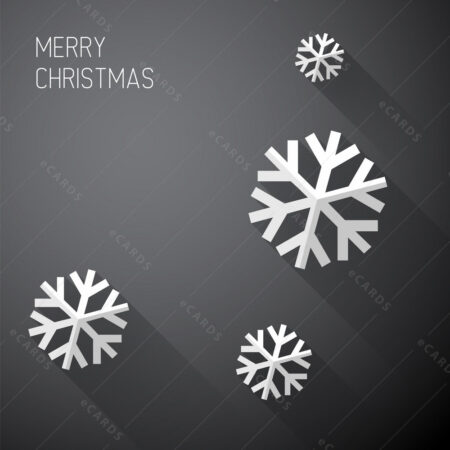 Moderna Božićna čestitka GC0131